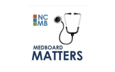 NC Medical Board Launches MedBoard Matters Podcast