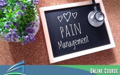 Pain Management and MAT: Online Course (Self-paced training)